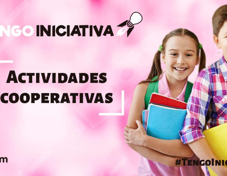 Actividades de aprendizaje cooperativo