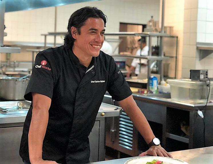Chef Carlos Gaytán