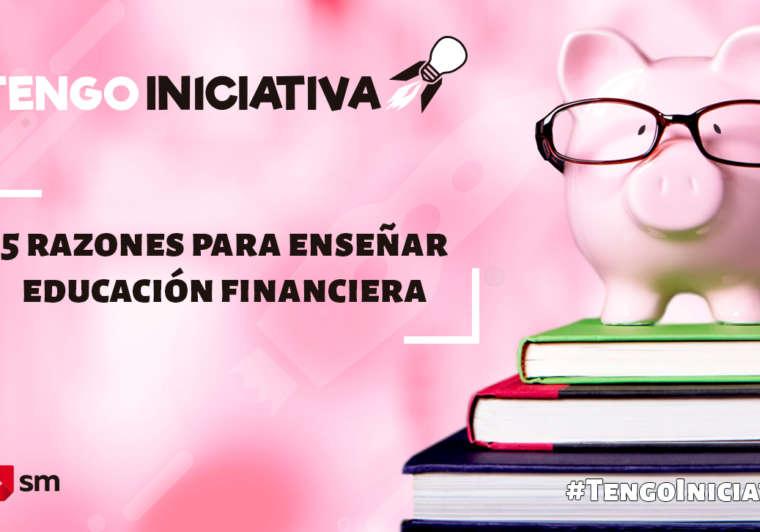 Enseñar educación financiera