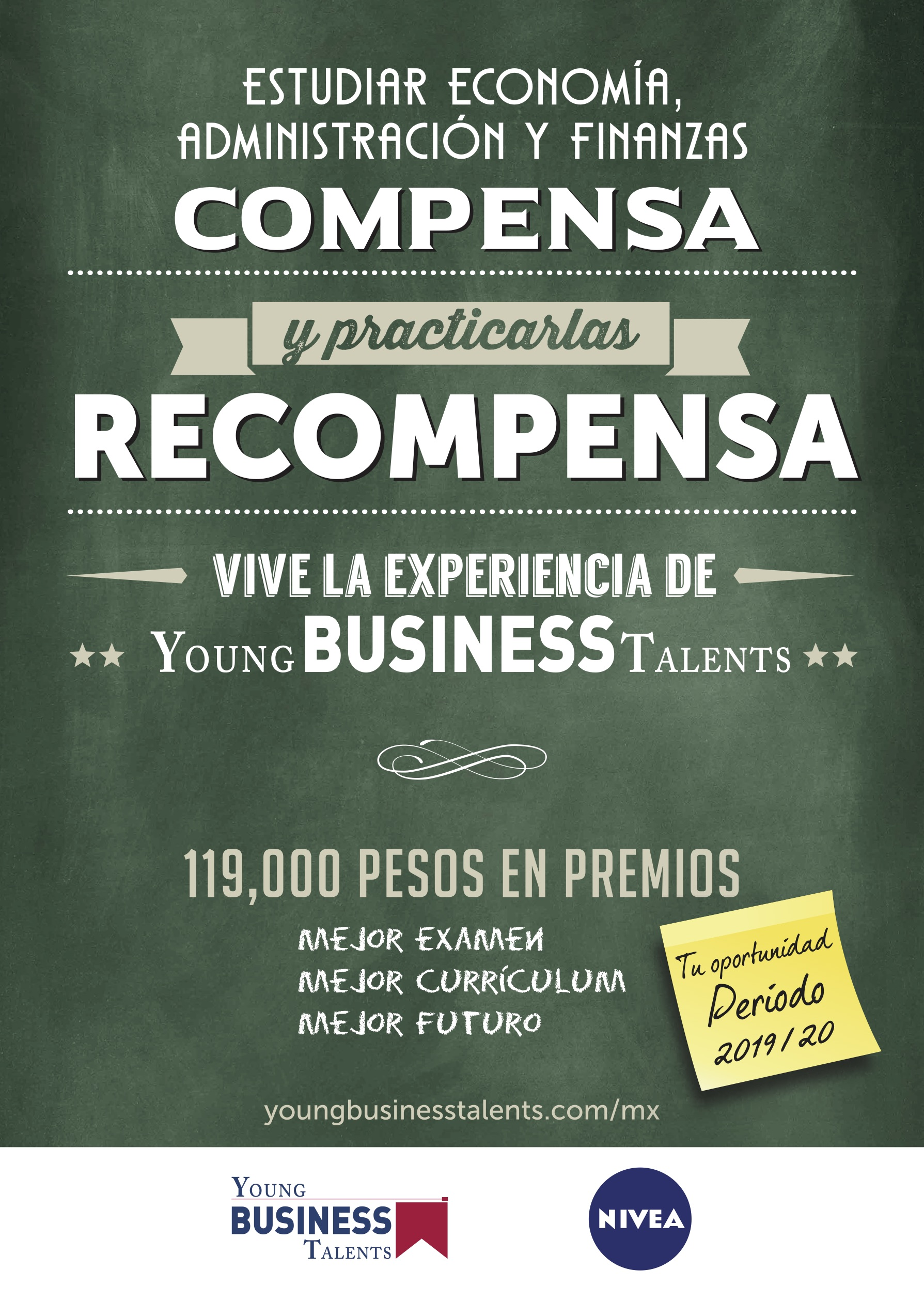 Young business talent